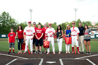 Parents ~ Baseball 2016 ~ Senior Night